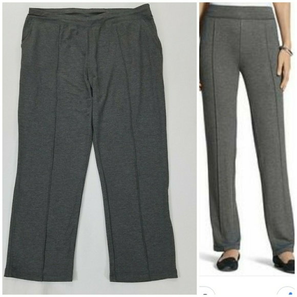99f7abebed5 Chico s Pants - Chico s Zenergy pants pintuck crease pockets ...